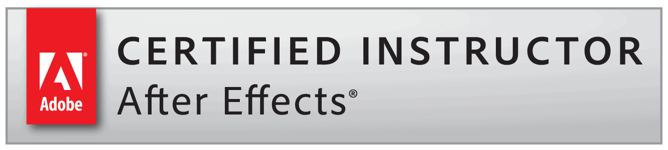Adobe Certified Instructor After Effects